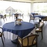 YRGC Club House レストラン